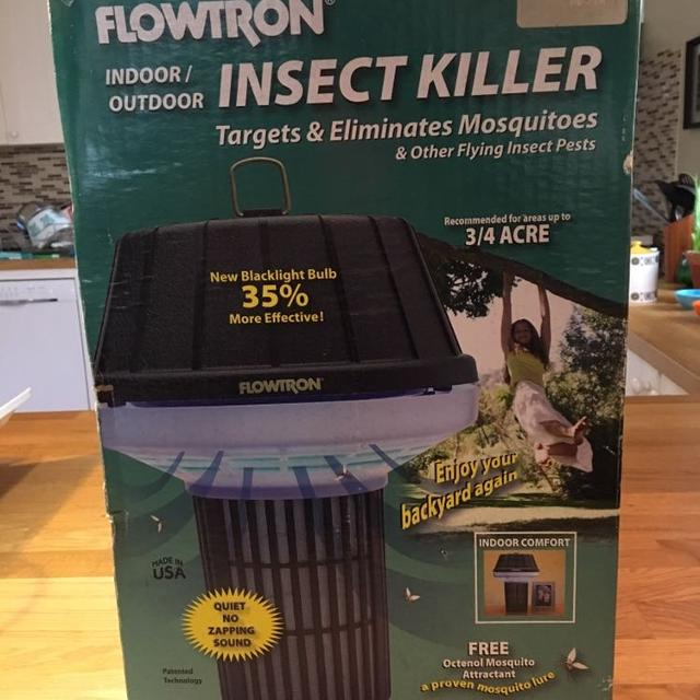 Flowtron Mosquito Killer Trap 3/3 acre