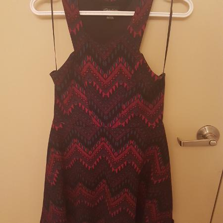 Abstract print dress for sale  Canada