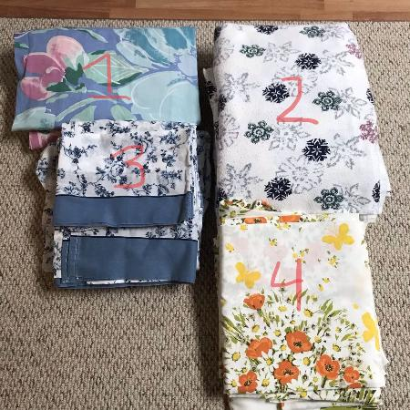 Double and Queen Bed Sheet Sets for sale  Canada
