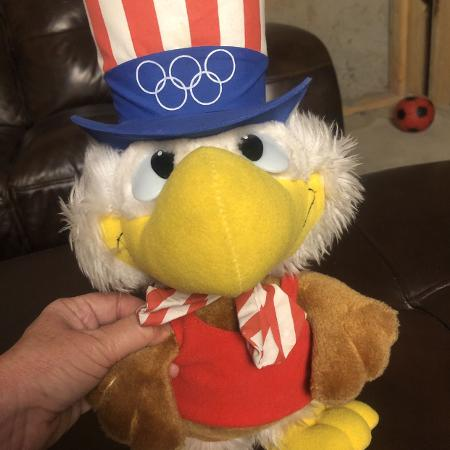 1984 Olympics USA Team Uncle Sam... for sale  Canada