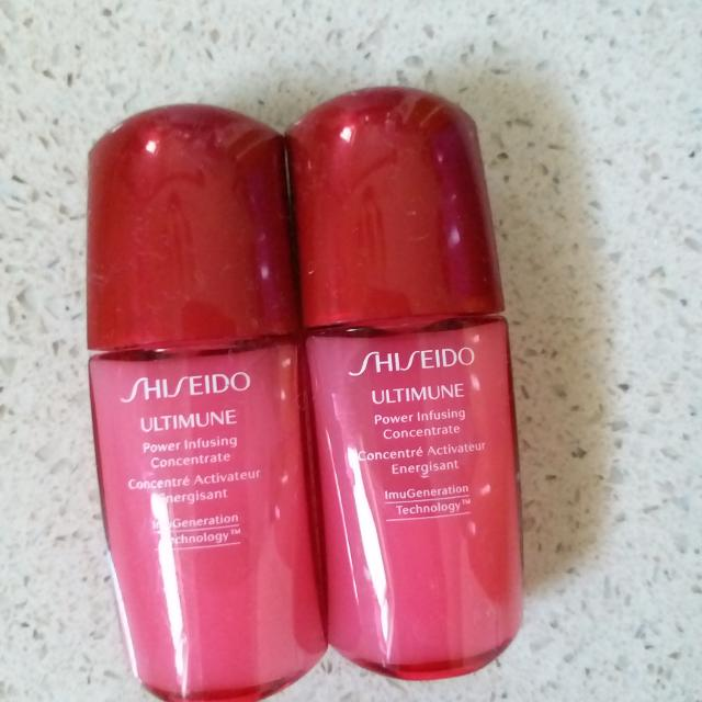 Shiseido Ultimune Power Infusinf Concentrate x2- Brand New