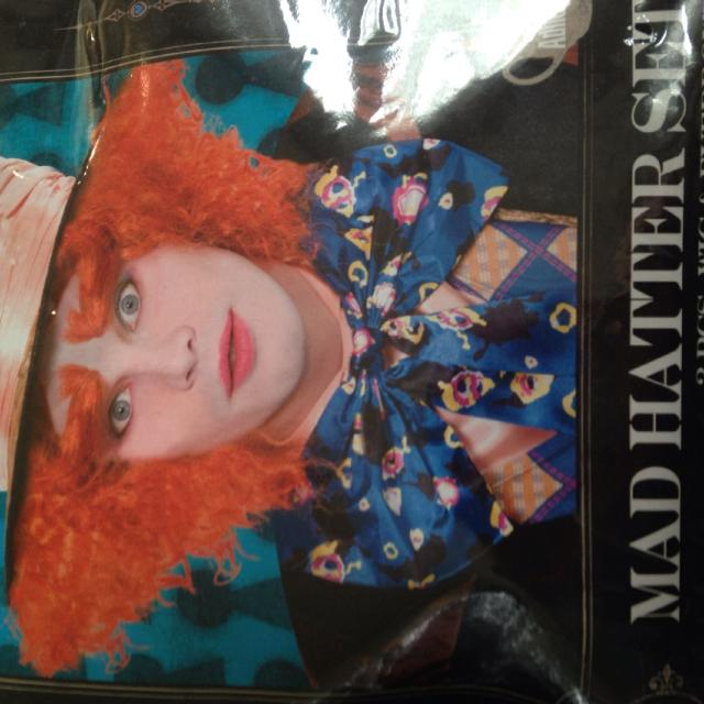 Best Mad Hatter Wig Eyebrows For Sale In Greenville South