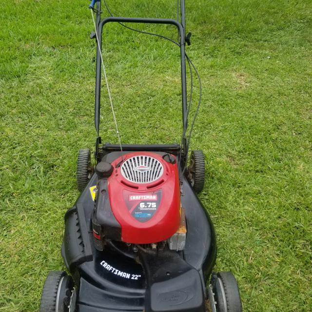 Find More Craftsman 22 Quot Self Propelled Lawn Mower For Sale