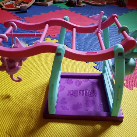 Fingerlings monkey bar set for sale  Canada