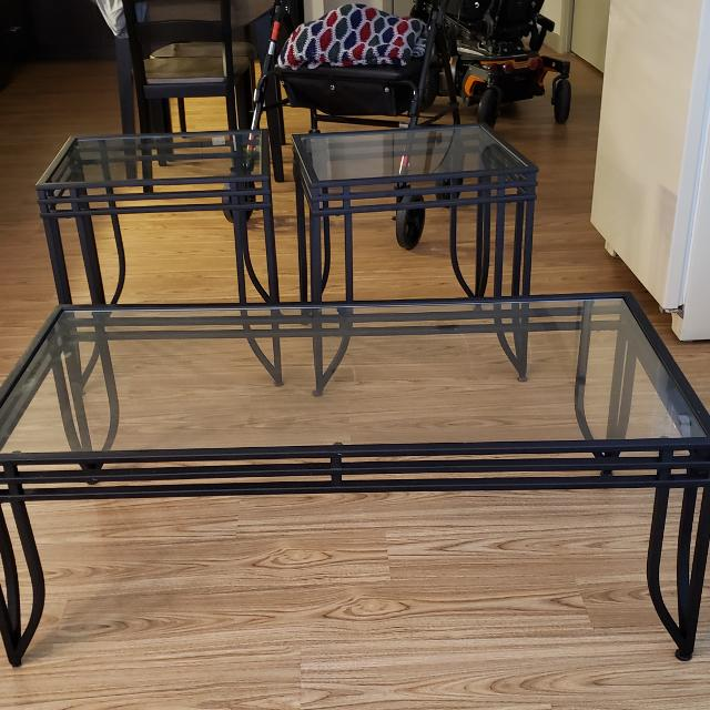 Best Coffee Table Set By Ashley Furniture For Sale In Balch