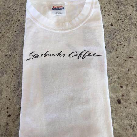 STARBUCKS!! Vintage t shirt PRICE⬇️ for sale  Canada