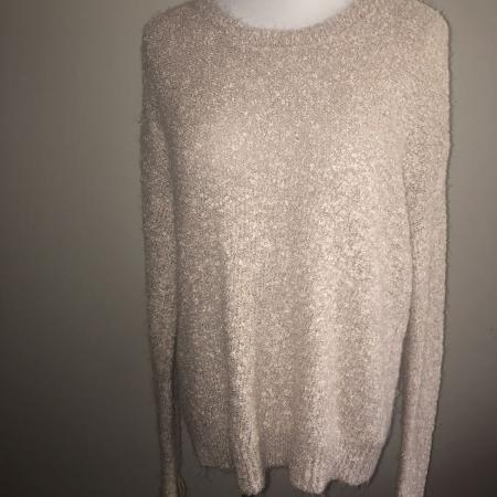 Oatmeal sweater top g21 size m for sale  Canada