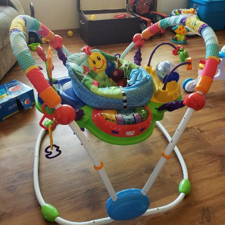 Baby einstein exersaucer, used for sale  Canada