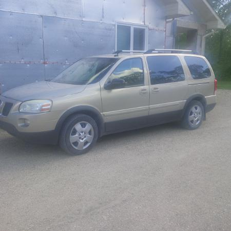 2009 pontiac montana sv6 for sale or..., used for sale  Canada