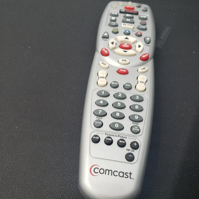 Best Comcast Xfinity Tv Replacement Universal Remote 3 Function For Sale In Peoria Illinois For 2020
