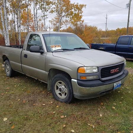 Used, 1999 GMC Sierra 1500 1/2 ton 2WD long... for sale  Canada