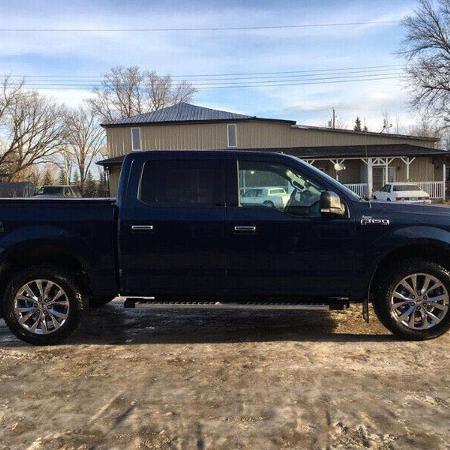 2017 FORD F150, used for sale  Canada