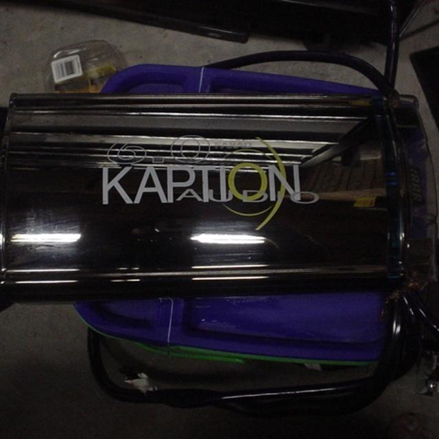 Kaption Audio KDC 6 0 digital capacitor ( THIS IS NOT AN AMPLIFIER ) DO  YOUR RESEARCH ON CAPACITORS!