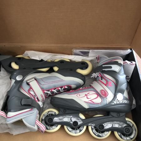 K2 Inline Skates(Atra, Size 8), used for sale  Canada