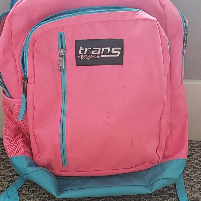 Trans jansport backpack