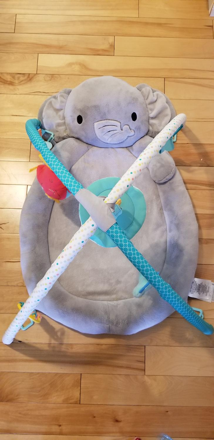 Best Enchanted Elephant Activity Gym for sale in Port ...