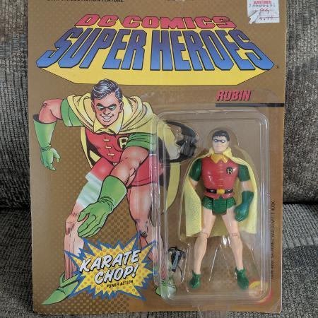 Vintage DC Comics Robin Action Figure for sale  Canada