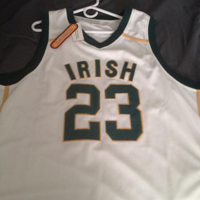 new product efc0a 9e0c3 NWT 3XL Lebron James High School Jersey.Sf/pf home