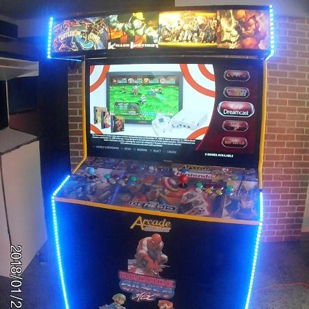 entertainment / arcade system for sale  Canada