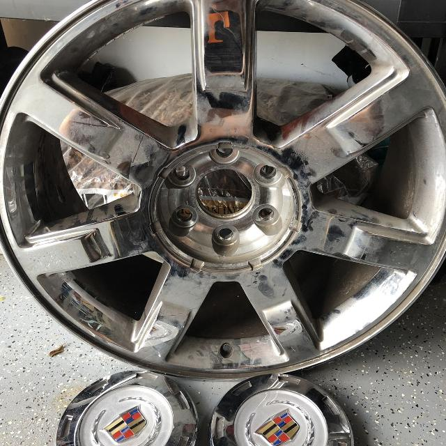 """Best 22"""" Rim For Cadillac Escalade 2007-2013 For Sale In"""