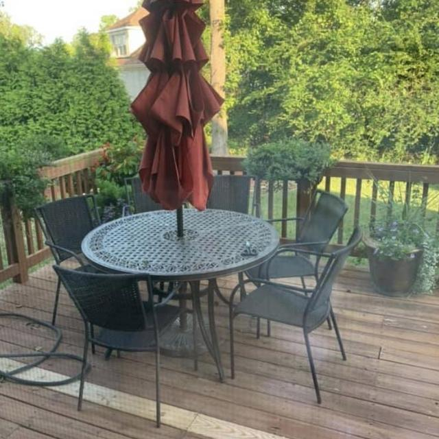 Best Outdoor Table For Sale In Wake Forest, North Carolina
