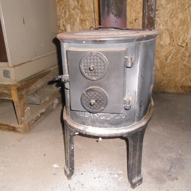 L.Lange co. woodstove - Best L.lange Co. Woodstove For Sale In Camden, Maine For 2017