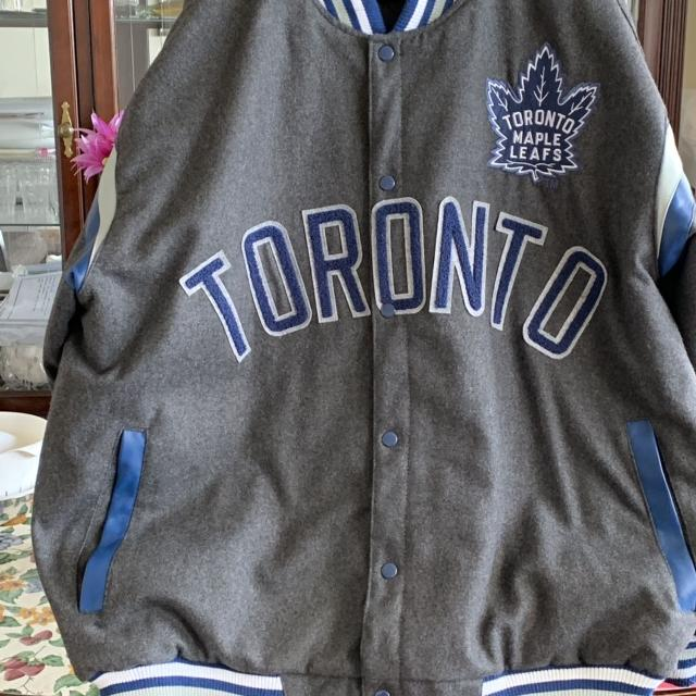 Find More Toronto Maple Leafs Varsity Jacket For Sale At Up To 90 Off