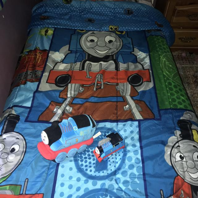 Best Thomas The Train Twin Bedding And Toys for sale in Norfolk