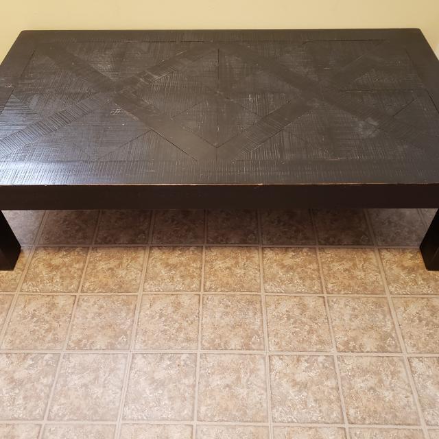 Best Rustic Barnwood Coffee Table For Sale In Dekalb County