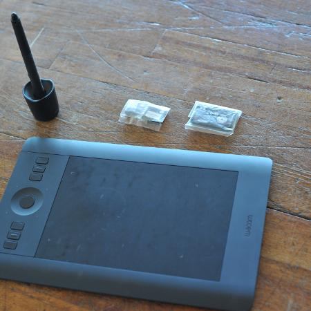 Wacom Intuos Pro Pen and Touch Small... for sale  Canada