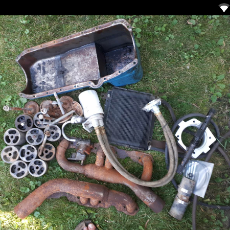 Parts for 80s Chevy S10 4X4 v8 sm... for sale  Canada