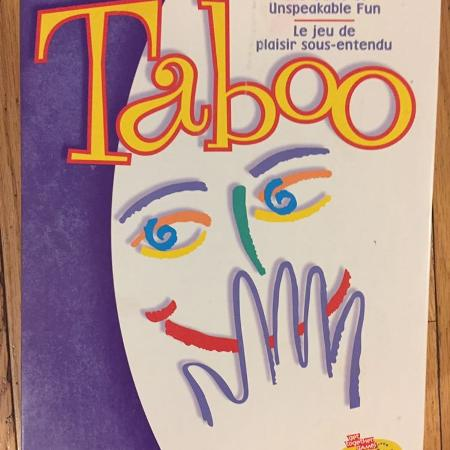 Taboo game for sale  Canada