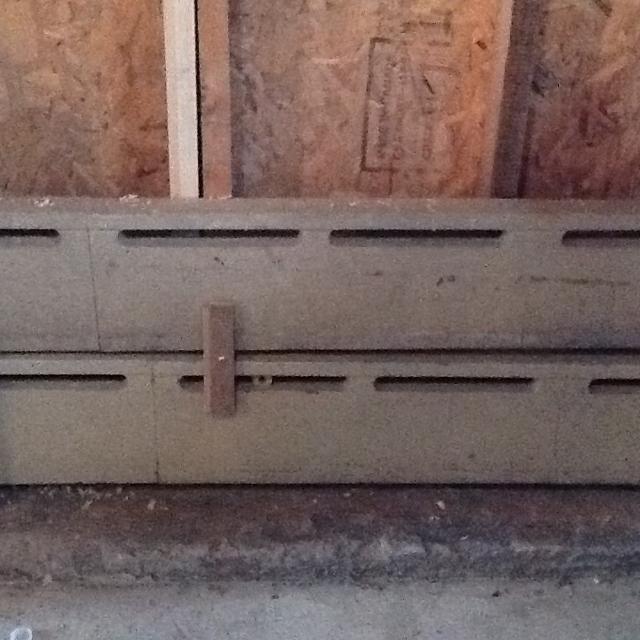 Cast Iron Baseboard Heater