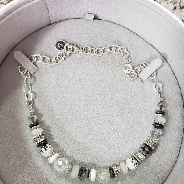 Find More Hillberg & Berk Necklace For Sale At Up To 90