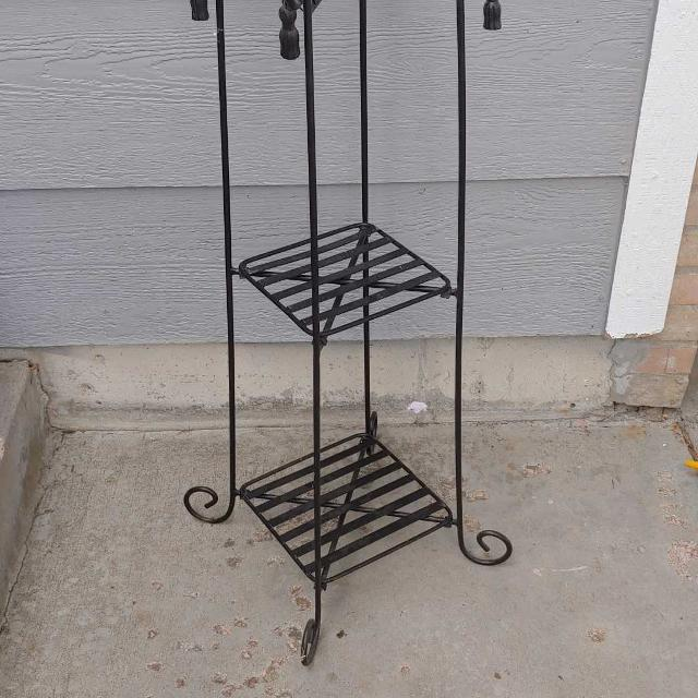Find More Pier One Metal Plant Stand