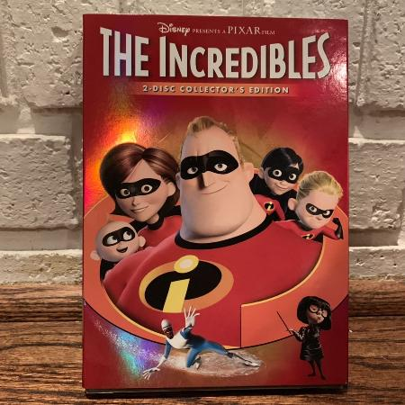 Find More 4 Dvds The Incredibles 2 Disc Collector S