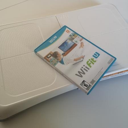 Used, Wii Fit U for sale  Canada