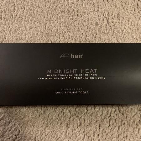 BLACK TOURMALINE HAIR FLAT IRON-REDUCED for sale  Canada