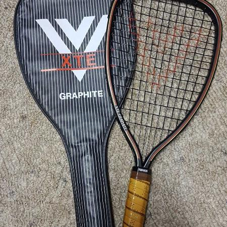 Racquetball Racquet with case for sale  Canada