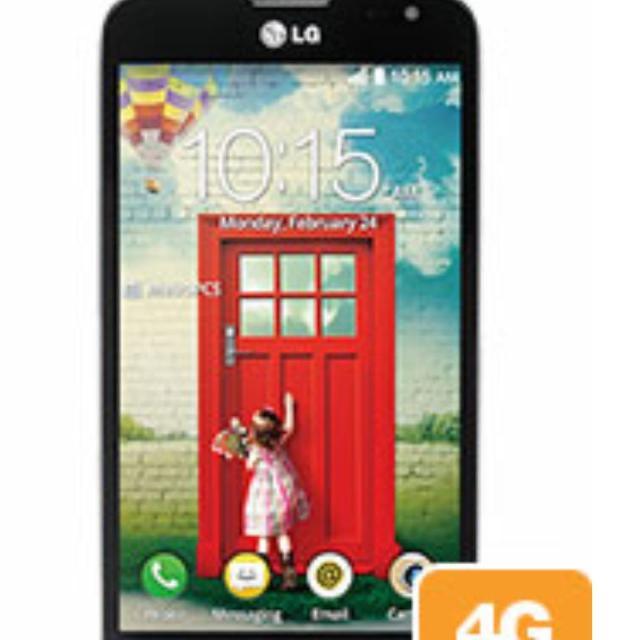 LG Optimus L70—Metro PCS