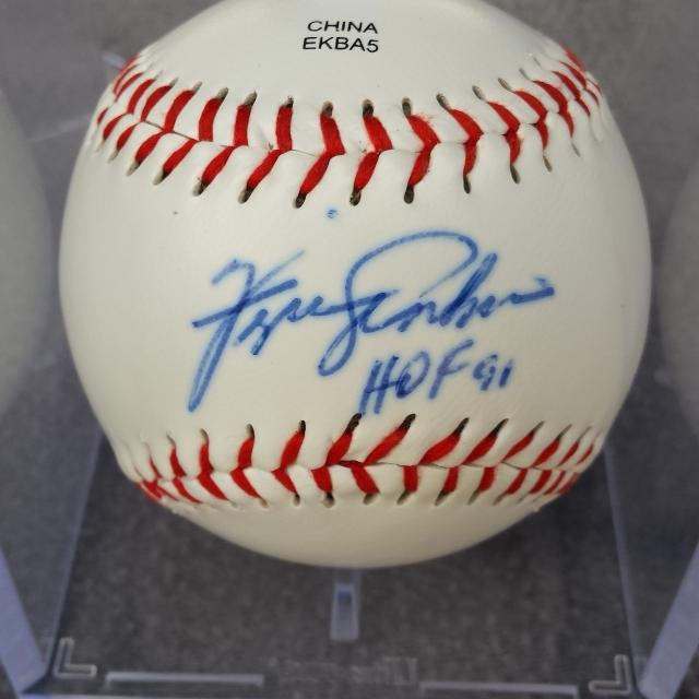 219a805f22e Best Ferguson Jenkins Autographed Baseball for sale in Surprise ...