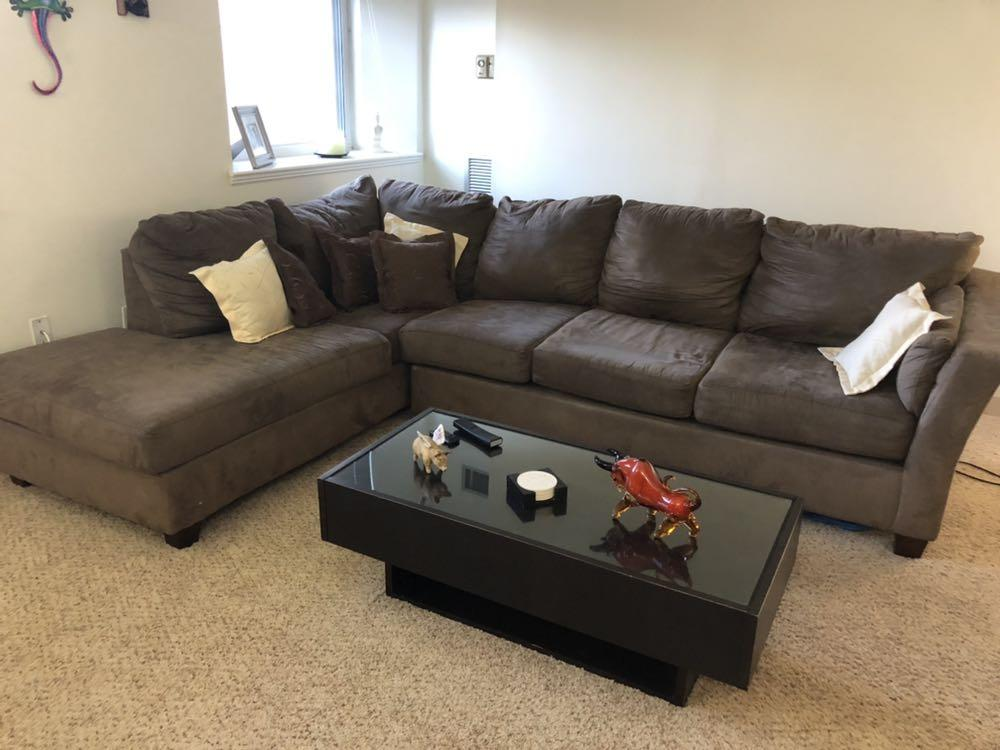 L Shaped Sectional Couch With Chaise