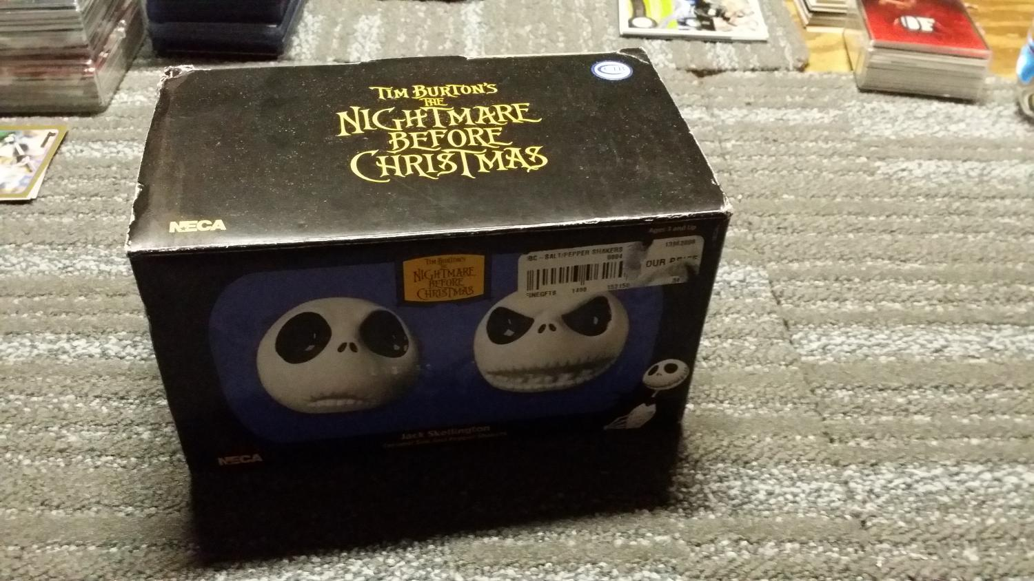 Find more Nightmare Before Christmas Salt And Pepper Shakers for ...
