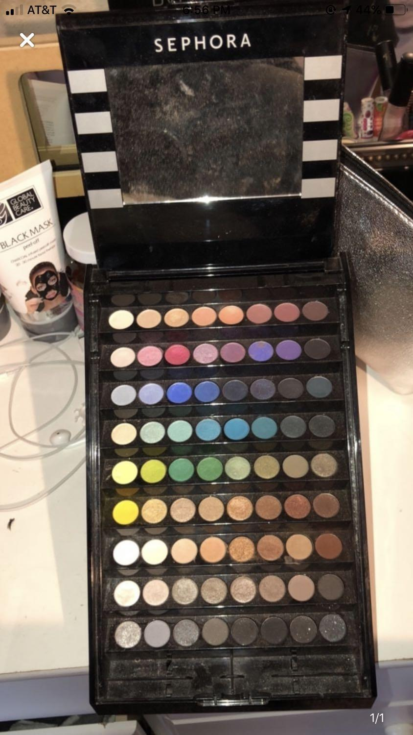 Best Sephora Makeup Academy Palette For