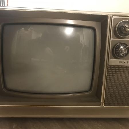 Zenith vintage tv, used for sale  Canada