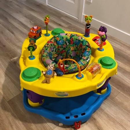 Baby ExerSaucer evenflo for sale  Canada