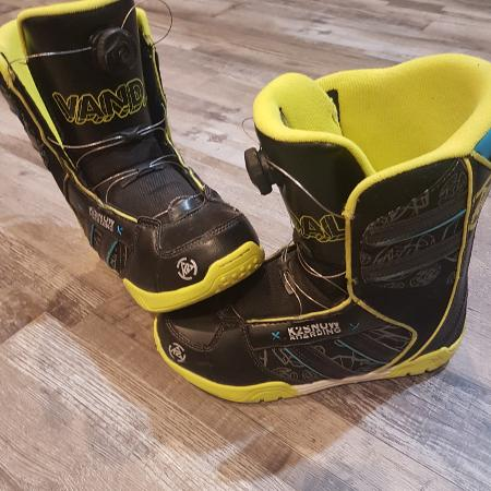 Used, K2 Snowboard boots size 6 for sale  Canada