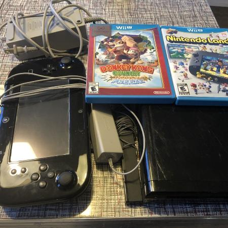 Wii U complete package $275!! for sale  Canada