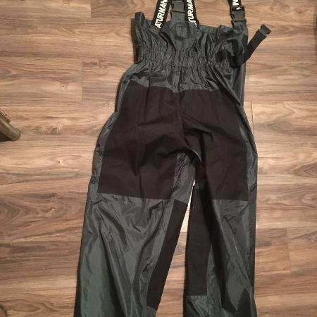 Fishing pants Chest Waders Jacket... for sale  Canada
