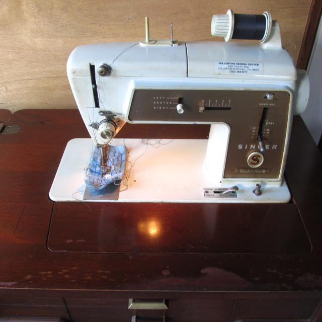 Best Singer Touch & Sew Sewing Machine for sale in ...